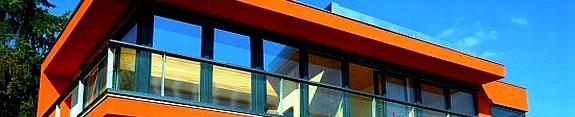 Hliníková okna, alu profily