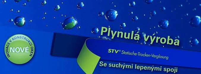STV - Statické suché zasklívání